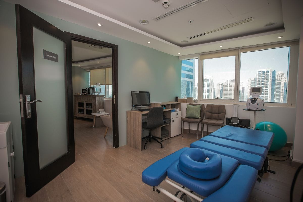 Best Chiropractor in Dubai Dry Needling